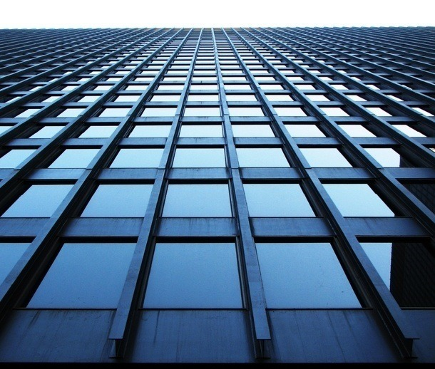 Seagram Building - fasáda