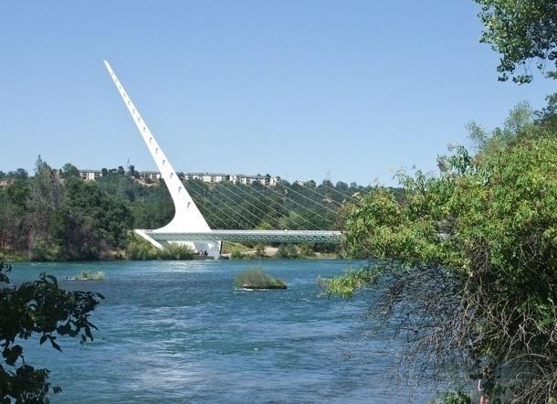 Santiago Calatrava - Alamillo bridge
