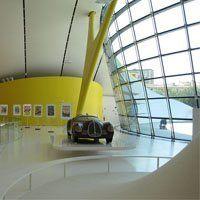 Enzo Ferrari Muzeum