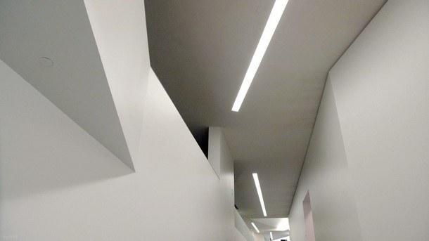 Nelson-Atkins museum of Art - Interiér