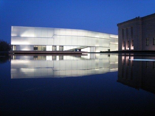 Nelson-Atkins museum of Art -Noc