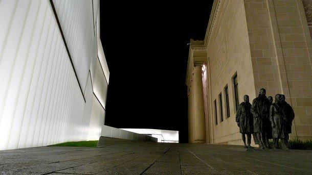 Nelson-Atkins museum of Art - Exteriér