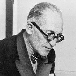 Le Corbusier - Portrét