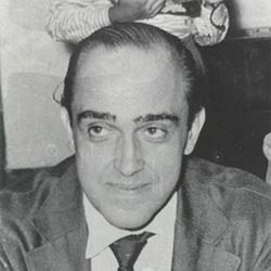 Oscar Niemeyer - portrét
