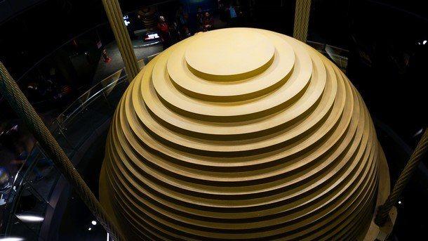 Taipei 101 - vahadlo