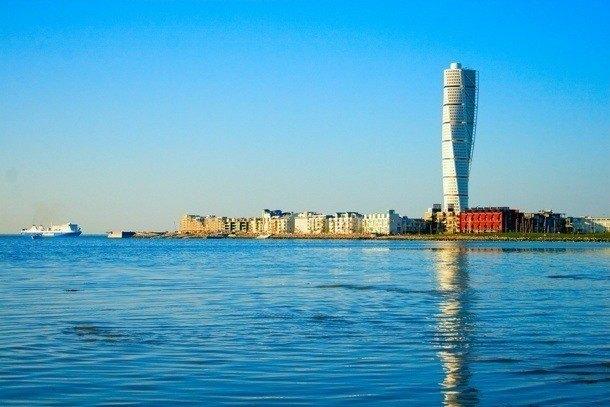 Santiago Calatrava - Turning Torso