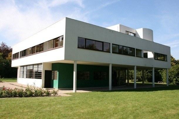 Le Corbusier - vila Savoye