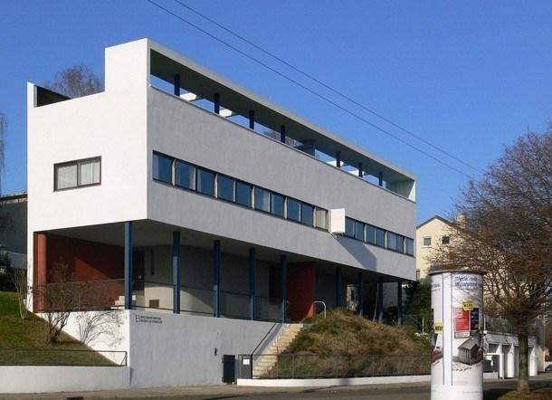 Le Corbusier - Weissenhof